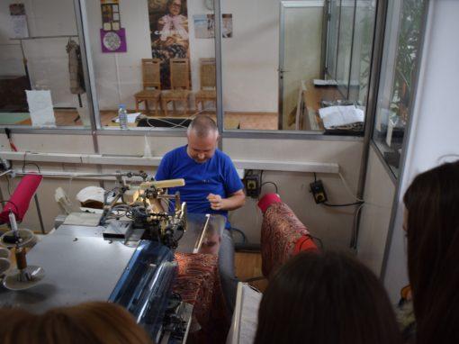 Современата текстилна индустрија како атрактивна кариерна патека за младите генерации