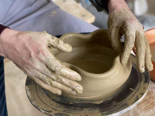 Tехники на традиционалното грнчарство